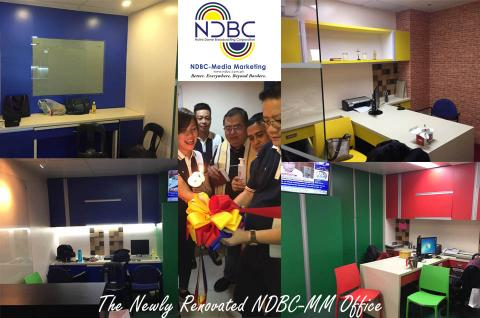 NDBC New Office